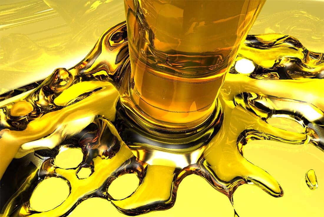 картинки про моторное масло