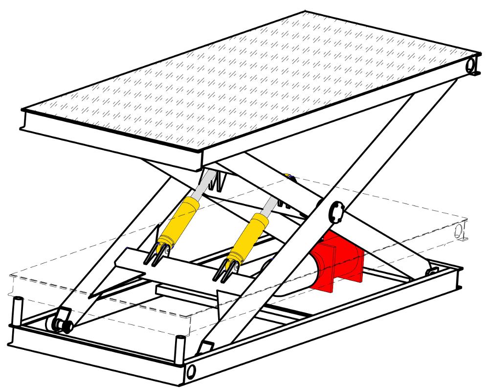 Гидравлический механизм своими руками